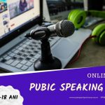 Curs online- Public Speaking 24.02.2021